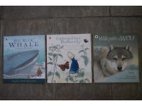 Nature Storybooks Collection - 10 book set in fabric bag