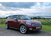 Immaculate Mini Clubman Cooper (every optional extra!)