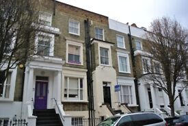Newly refurbished basement 1 bedroom flat on Alma Square, St. Johns Wood. NW8