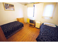 Amaizing twin room available now!! *GOOD OFFER*