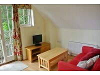 One bed flat in St Cross, Winchester, 15 minutes from town centre, rent includes bills