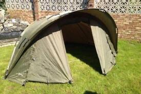 1 man fishing bivvy