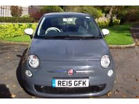 Fiat 500 1.2 Colour Therapy Limited Edition, 2015, 3 Door, Warranty, Immaculate, 1 lady owner