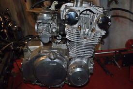 gs 550 engine