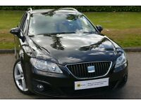 DIESEL ESTATE**(11) Seat Exeo 2.0 TDI DPF Sport Tech ST 5dr FSH**SAT NAV**LEATHER** FINANCE