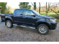 Toyota Hilux 3.0 Invincible twin cab pick up