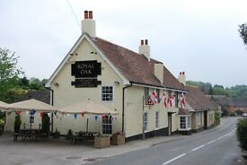 Sous Chef required busy country pub between Blandford & Dorchester -Salary negotiable unto £24,000