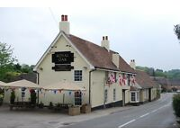 Sous Chef required for busy country pub in Milborne St Andrew -Salary negotiable around £22,000