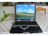 Compaq Laptop (Win XP) JBL Pro Sound - plays DVDs well