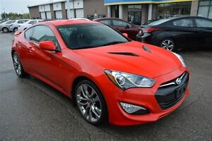 2014 Hyundai Genesis Coupe 2.0L TURBO/R-SPEC/BLUETOOTH/LEATHER