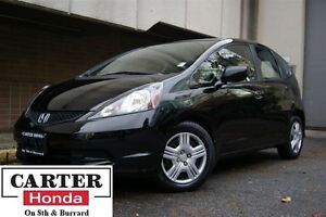 2013 Honda Fit LX + LOW KMS! + YEAR-END CLEAROUT!!