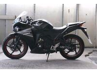 2012 Honda CBR 125 for sale