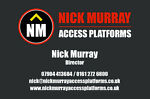 Nick Murray Access Platforms