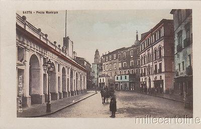 Calise (* GAETA - Ed.Calise - Piazza Municipio 1914)