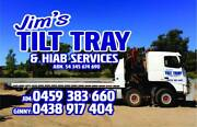 Tilt tray and Hiab services Upper Swan Swan Area Preview