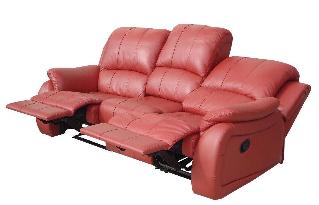 Voll Leder Couch Sofa Garnitur Relaxsessel Fernsehsessel 5129 2 377 Sofort Eur 799 00