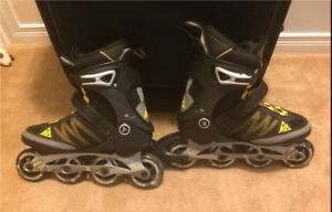 Rollerblades size 9, like new
