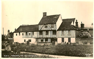 HADLEIGH( Suffolk) : The Old Guildhall RP-FRITH