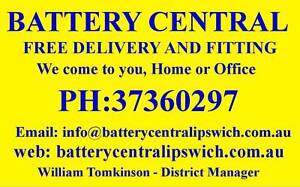 IPSWICH. Car, Automotive Batteries. from $97.00  BEST PRICES Rosewood Ipswich City Preview