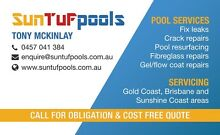 SUNTUFPOOLS New Beith Logan Area Preview