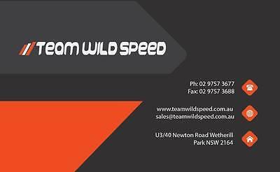Team Wild Speed Sydney