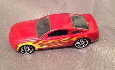 Hot Wheels Collectable Die-cast Ford Mustang GT 2005