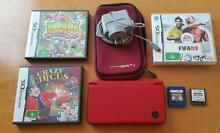 Nintendo DSi XL with Games Acacia Ridge Brisbane South West Preview