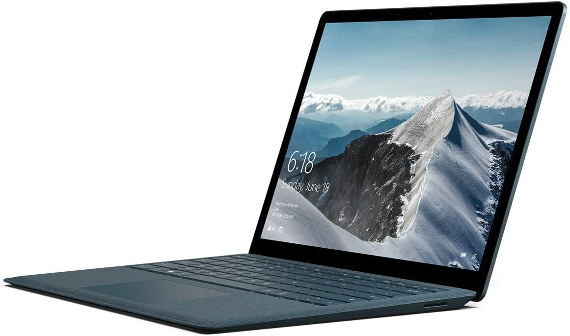 "Laptop Windows - Microsoft Surface Laptop (1st Gen) Swiss , m/i5/i7 ,  Windows 10 Pro/S ,13.5"""