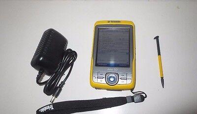 Trimble Juno SD GPS Receiver Camera, WiFi, BlueTooth Portable Data Collection