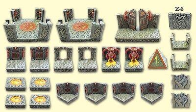 Dwarven Forge Master Maze Den of Evil Extension NEW IN BOX Sealed MM-043 OOP D&D