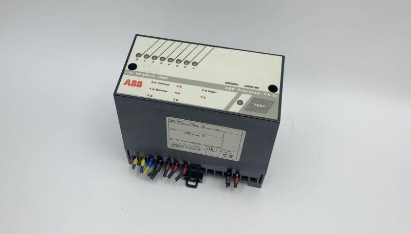 .LK367 Bauteil ABB Procontic CS31 ICS008R1