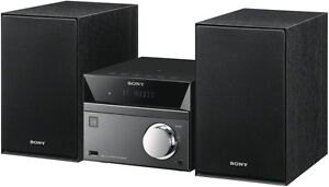 NEW Sony CMTSBT40D Micro Hi-Fi System 50W