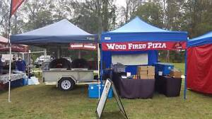 Mobile Woodfired Pizza Business for Sale Beerwah Caloundra Area Preview