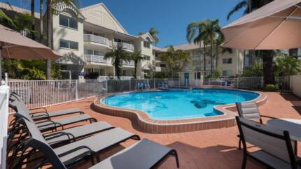 Two Bedroom Fully Furnished Unit Surfers Paradise NO BOND LEASE Surfers Paradise Gold Coast City Preview