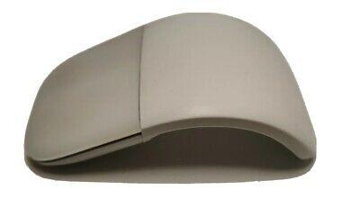 Microsoft CZV-00001 BlueTrack Wireless Bluetooth Surface Arc Mouse - Light Grey