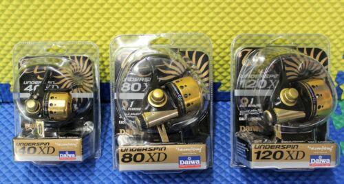 Daiwa Underspin Reel US-XD Clam pack CHOOSE YOUR MODEL!