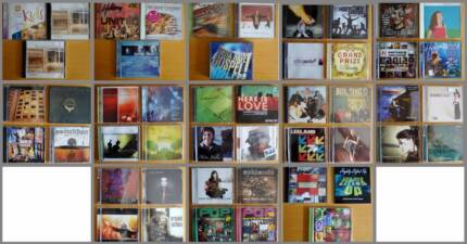 48 Christian worship and praise cd's in great condition