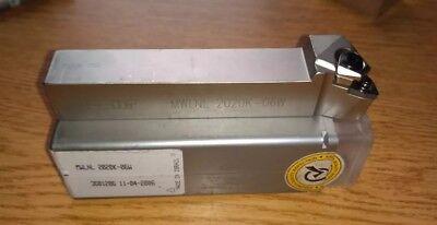 Mwlnl 20 Mm Shank Iscar Tool Holder Mwlnl 2020k-06w In Great Shape