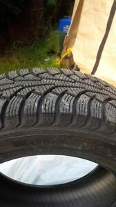 VW Jetta Winter Tires and Rims for Sale Cambridge Kitchener Area image 2