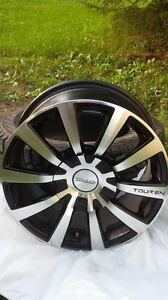 VW Jetta Winter Tires and Rims for Sale Cambridge Kitchener Area image 1