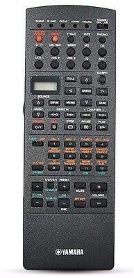 ORIGINAL YAMAHA REMOTE CONTROL RAV220 PN: V4565600 - DSP-AX1 RX-V1 RX-V1GL