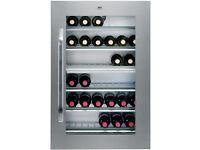 AEG Electrolux 6 Shelf Bottle Fridge, Used