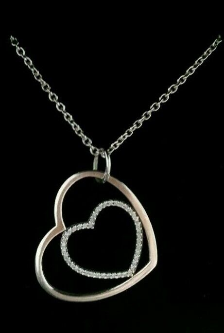 3186b34a7 Pandora 'Forever in my heart' necklace | in Norwich, Norfolk | Gumtree