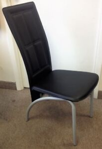 Dining chair , new, assembled  or in  box