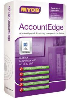 WANTED: MYOB or AccountEdge for Mac