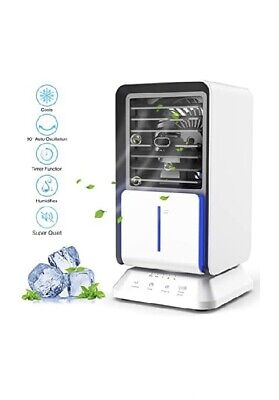 Infray Portable Air cooler, 3 in 1 Space Cooler Personal Mini Air Conditioner..