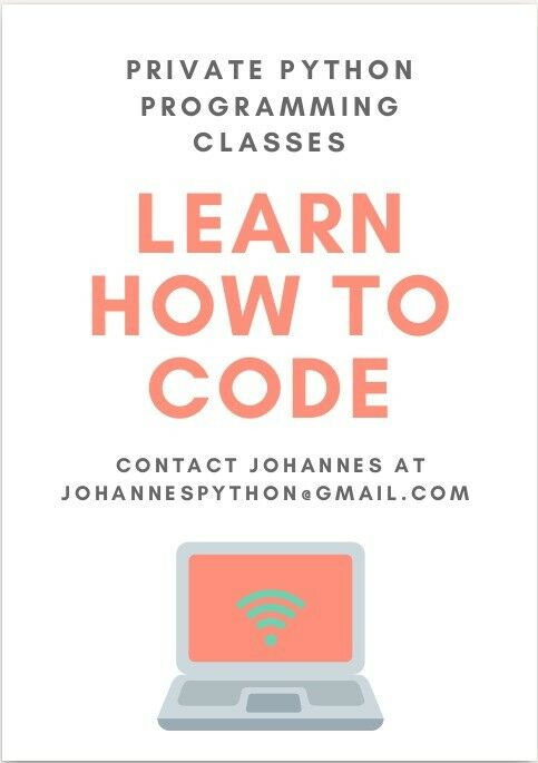 Learn Basic Programming with Python | in Highgate, London