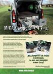 MICA CamperBox in 1 pers. of 2 pers. uitvoering v.a. € 2700