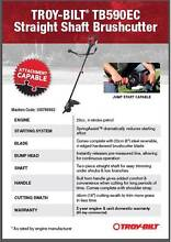 Troybuilt Straight Shaft Brushcutter Dural Hornsby Area Preview