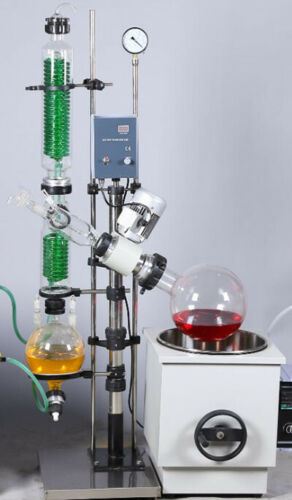 1Set 220V RE-5003 Lab Rotary Evaporator 50L Rotavapor Lab Equipment